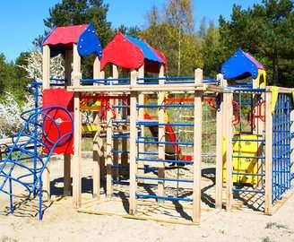 Детские площадки в Харькове устанавливают наобум?