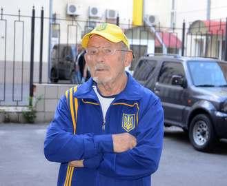 92-летний харьковчанин выступит на чемпионате по теннису