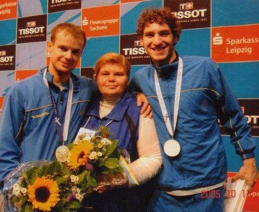 Харьковский тренер получил президентскую награду