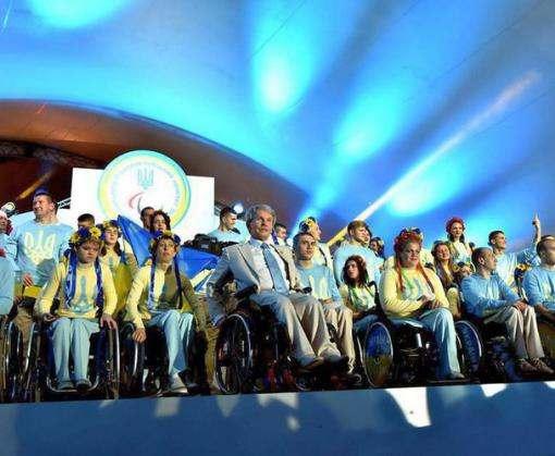 Харьковчанка выиграла золотую медаль Паралимпиады