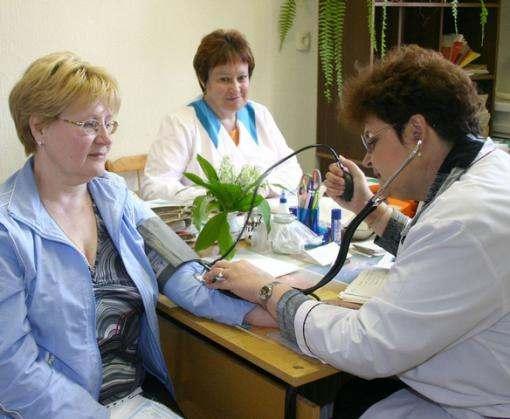 В Харькове на Тюринке отремонтировали филиал поликлиники
