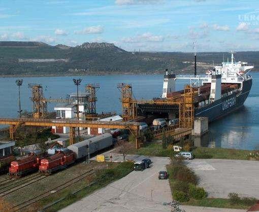 Украину и Грузию соединит железнодорожный паром
