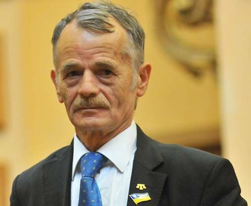 Мустафа Джемилев номинирован на премию Андрея Сахарова