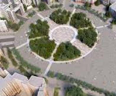 На площади Свободы установят памятник, связанный с Харьковом