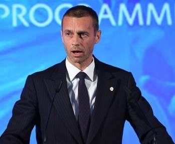 В Афинах избран новый президент УЕФА