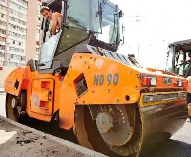 В Харькове выделили дополнительные средства на ремонт внутриквартальных дорог