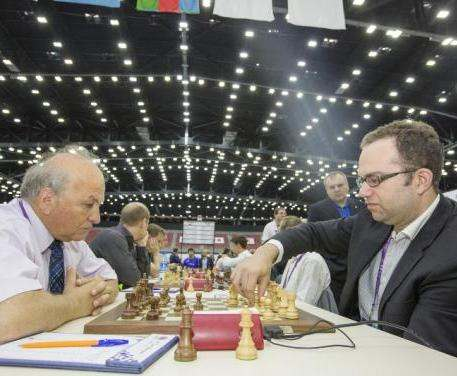 Харьковчане завоевали медали шахматной Олимпиады