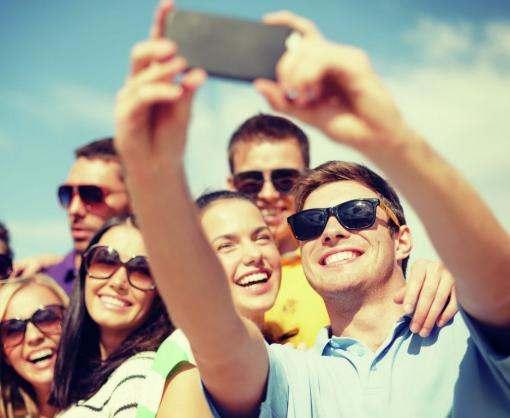 Почему селфи делает людей счастливыми