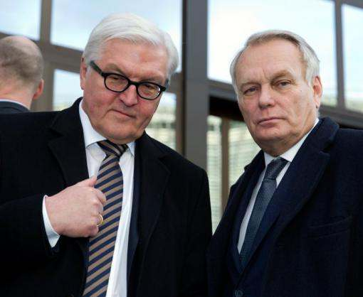 Сегодня главы МИД Украины, Германии и Франции поедут на Донбасс