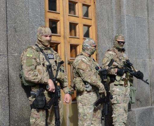 Обыски в Харькове: силовики проверяют 120 «подозрительных» мест