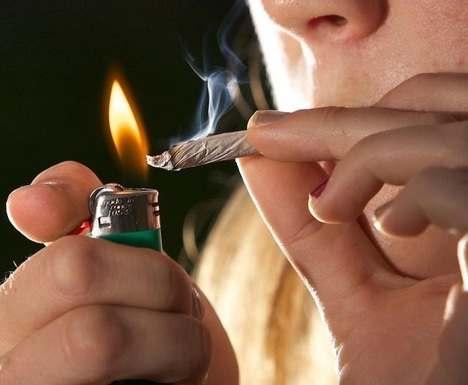 Доказана опасность марихуаны для мозга