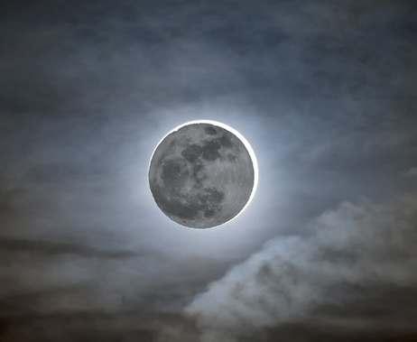 Сегодня украинцы смогут увидеть лунное затмение