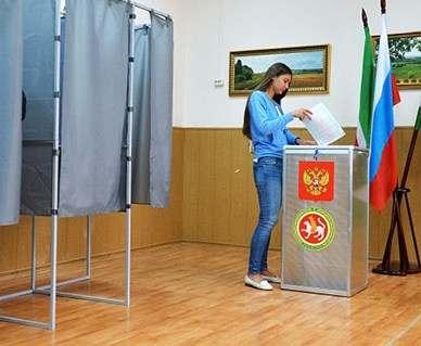 На выборах в Госдуму РФ предсказуемо лидирует «Единая Россия»
