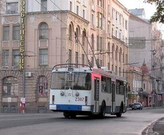 В Харькове по Сумской снова могут пустить троллейбус