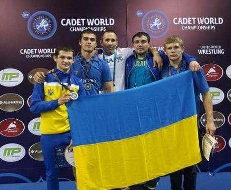 Харьковчанин выиграл «бронзу» чемпионата мира по борьбе