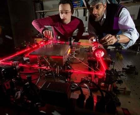 Ученые осуществили квантовую телепортацию в условиях города