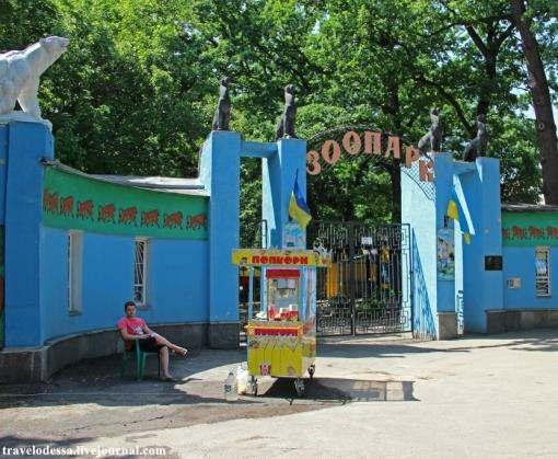 Проект реконструкции Харьковского зоопарка представят на суд европейцев