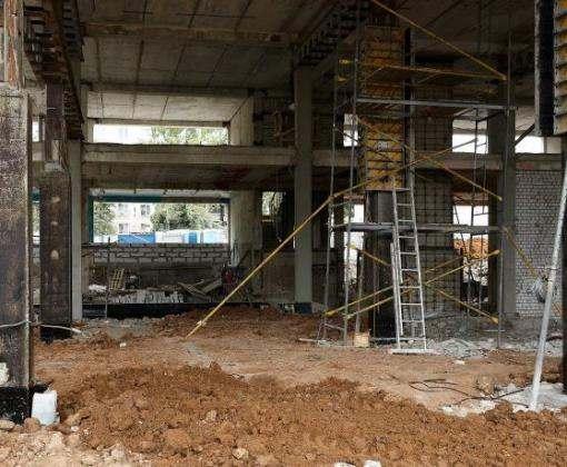 Как в Харькове идет строительство «Прозрачных офисов»