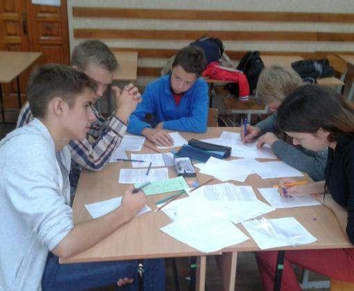 В Харькове сражались математики