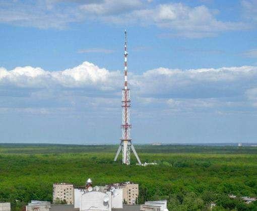 В Харькове будут спасать телевышку