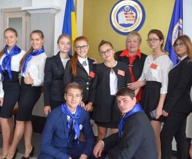 В Харькове соревновались юные экономисты