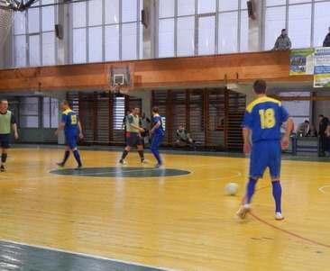 Харьковские «Грифоны» открыли сезон по мини-футболу