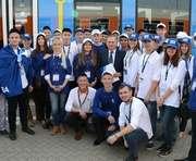 Студенты-железнодорожники из Харькова побывали в Берлине на выставке InnoTrans 2016
