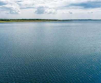 Когда Краснопавловское водохранилище начнет принимать днепровскую воду