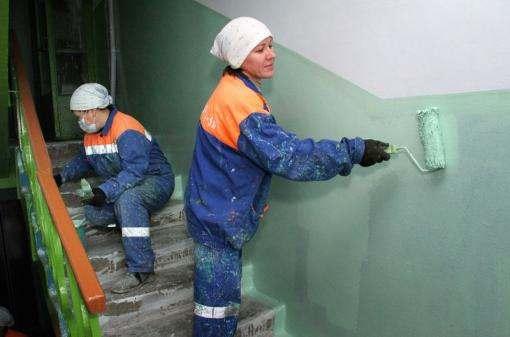 Харьковские власти отчитались о ремонте подъездов