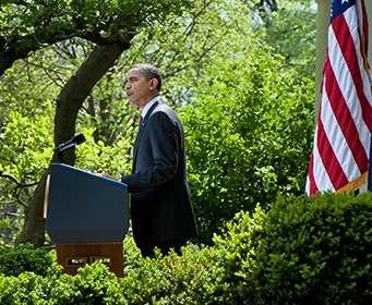 Обама проведет первый рок-фестиваль у стен Белого дома