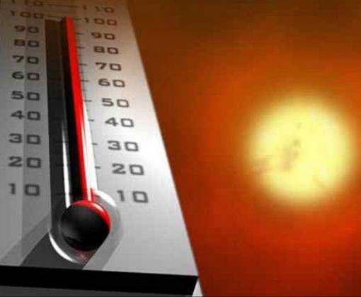Температура на Земле достигла максимума за 120 тысяч лет