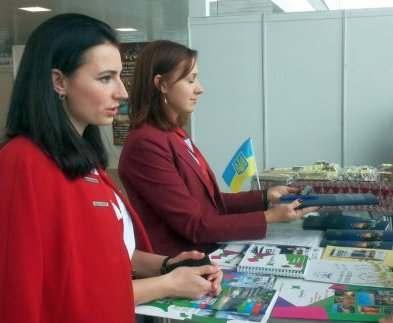 Харьков впервые представляет туристический потенциал в Минске