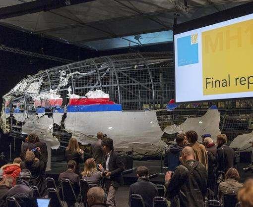 Расследование крушения МН17: лайнер сбил российский «Бук»