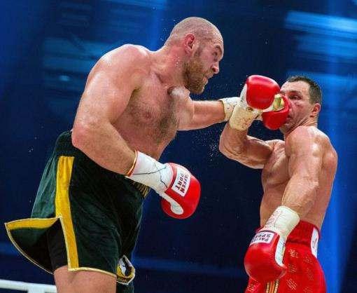 Тайсон Фьюри не выйдет на боксерский ринг в этом году