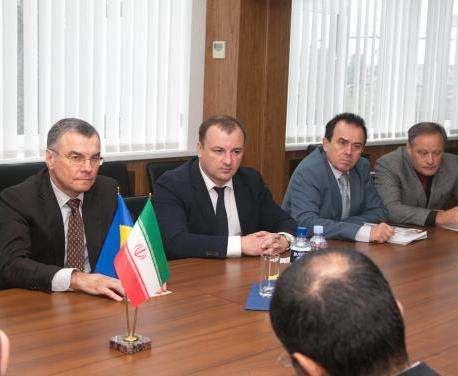 Харьковские предприятия будут сотрудничать с Ираном в сфере энергетики