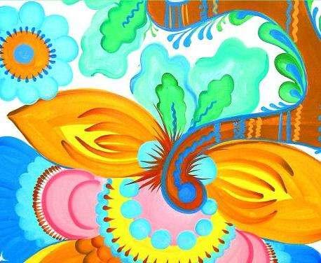 В Харькове открывается выставка петриковской росписи