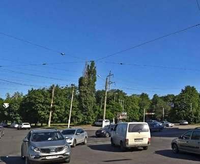 Возле харьковского «Турбоатома» надолго запрещено движение