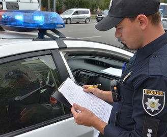 Харьковские патрульные подвели итоги работы за год