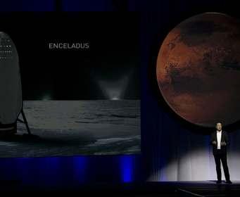 Илон Маск пообещал отправить на Марс миллион человек