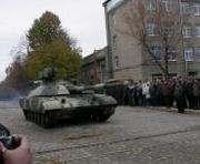 Харьковские «Оплоты» армия получит в следующем году