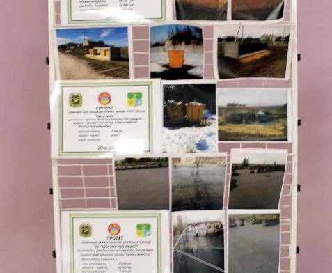 В пригороде Харькова реализовали девять мини-проектов