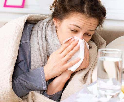 В Украину идет новый штамм гриппа