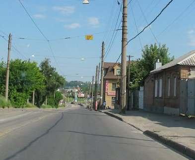 В Харькове по улице Веринской ограничено движение