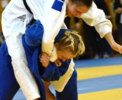 Харьковчанка стала чемпионкой страны по дзюдо