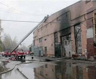 Еще один пожар в Харькове: на тушение вызывали поезд