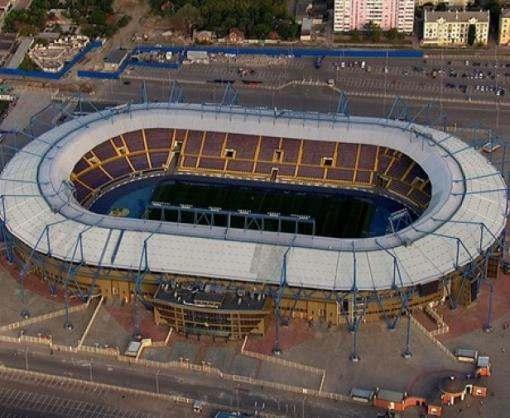 Матч между футбольными сборными Украины и Сербии может пройти в Харькове