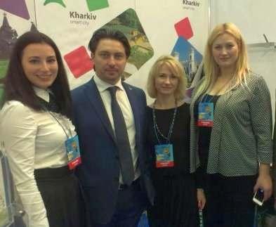 Харьков участвует в Международном туристическом салоне «Украина 2016»