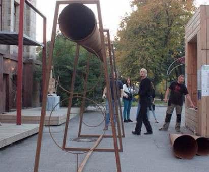 В центре Харькова появился гигантский музыкальный инструмент: где посмотреть