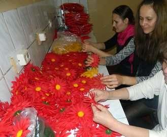 В Харьковском СИЗО наладили цветочное производство