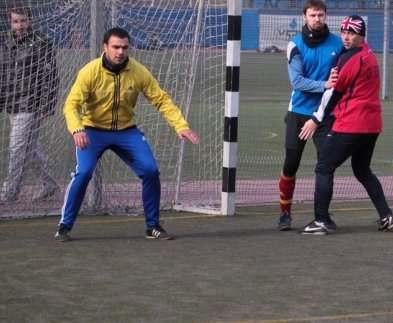 На выходных в Харькове будет «Битва корпораций» в мини-футболе